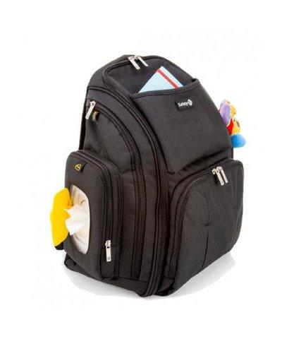 Safety 1st Back Pack Changing Bag - Black