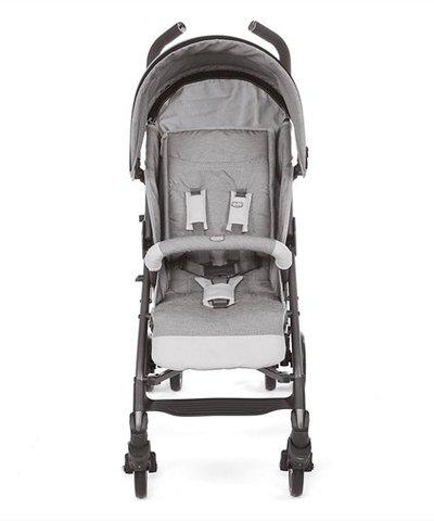 Chicco Liteway3 Stroller - Titanium - Default