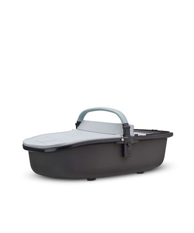 Quinny Hubb Hux Carrycot - Grey/Graphite