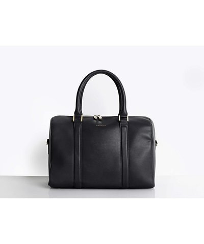 Bow & Rattle Heather Changing Bag - Black