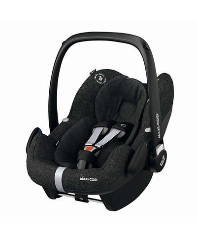 Maxi-Cosi Pebble Pro i-Size Baby Car Seat - Nomad Black