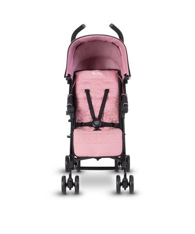Silver Cross Zest Stroller - Powder Pink