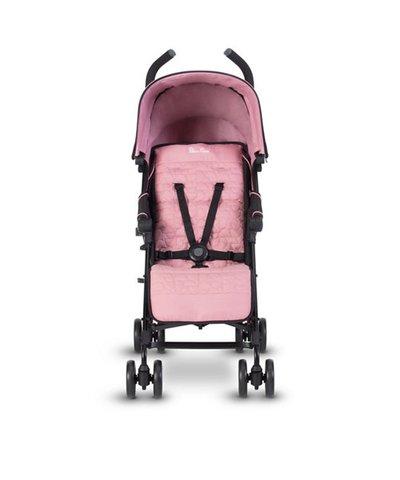 Silver Cross Zest Stroller - Powder Pink