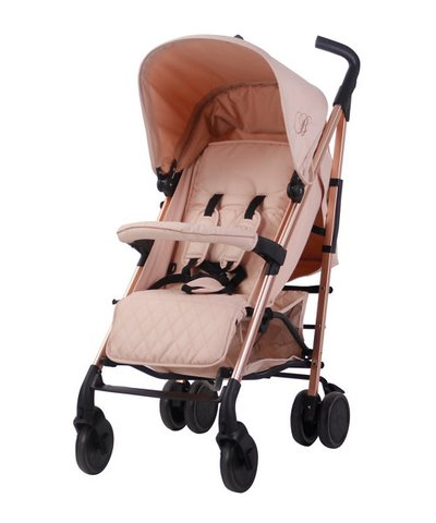 My Babiie Billie Faiers MB51 Stroller - Rose Gold Blush