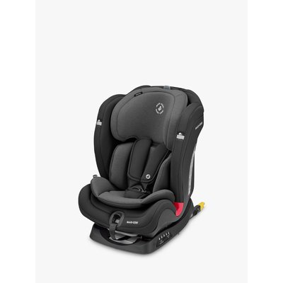 Maxi-Cosi Titan Plus Car Seat - Authentic Black