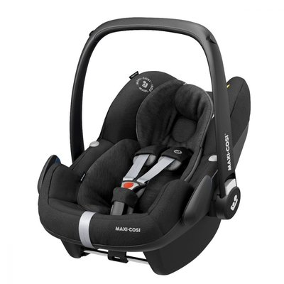 Maxi-Cosi Pebble Pro i-Size Car Seat - Essential Black