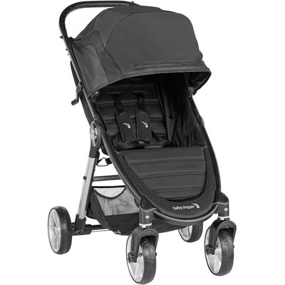 Baby Jogger City Mini 2 4 Wheel Stroller - Jet