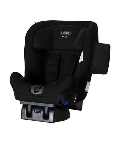 Axkid Move Car Seat - Black - Default