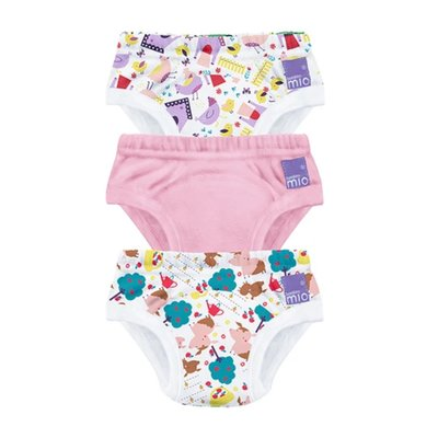 Bambino Mio 2-3Y Potty Training Pants - Pink - Default