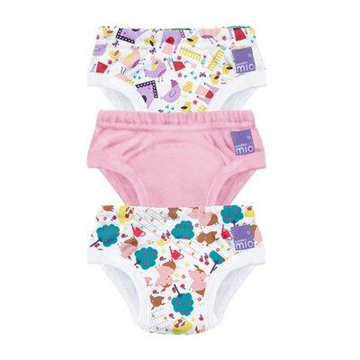 Bambino Mio 2-3Y Potty Training Pants - Pink - Default