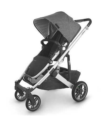 Uppababy Cruz V2 Pushchair - Jordan Charcoal Melange