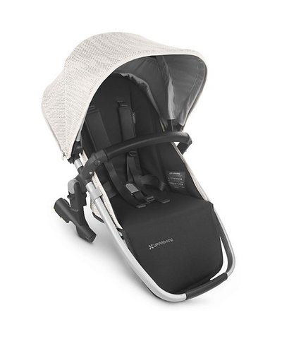 Uppababy Rumbleseat V2 - Sierra Dune Knit Silver
