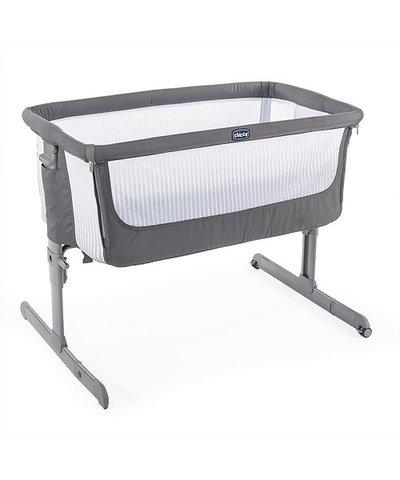 Chicco Next2Me Air Crib - Dark Grey