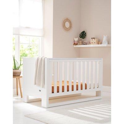 Tutti Bambini Rimini Cot Bed – High Gloss White