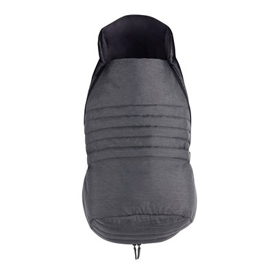 Silver Cross Jet Pod Footmuff - Black