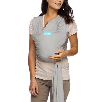 Moby Classic Carrier Wrap - Stone Grey