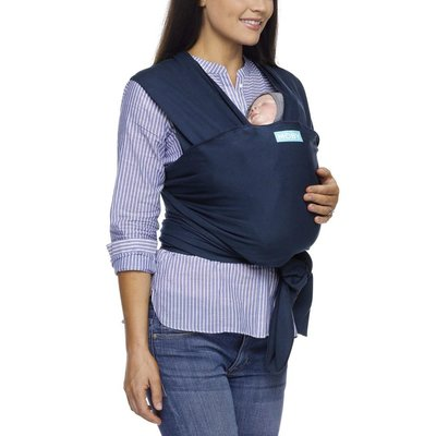 Moby Classic Wrap Carrier - Midnight