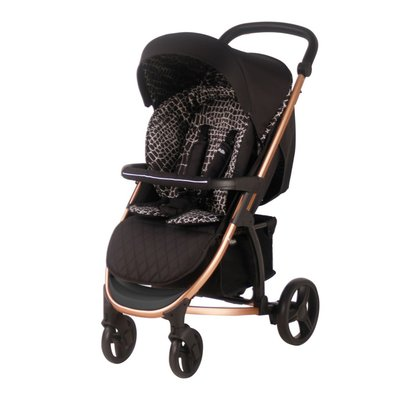 My Babiie Pushchair - Alligator Black - Default