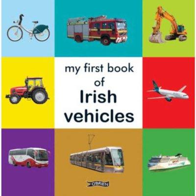 My First Book of Irish Vehicles