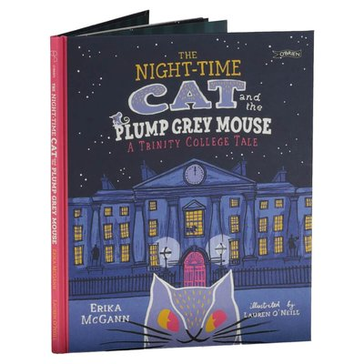 The Night-time Cat and the Plump, Grey Mouse