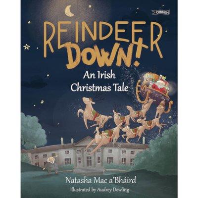 Reindeer Down Irish tale