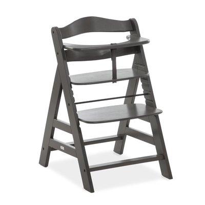 Hauck Alpha+ Select Highchair - Charcoal (6mths+)