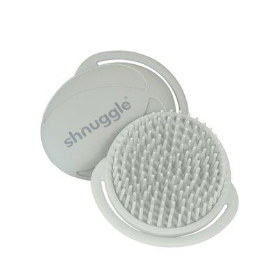 Shnuggle Baby Bath Brush - Grey