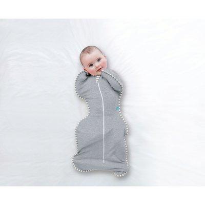 Love to Dream Newborn Stage 1 Swaddle Up 1 Tog - Grey - Default