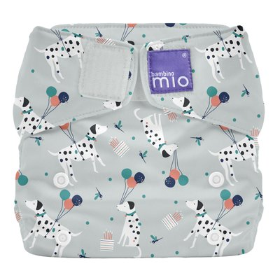 Bambino Mio Miosolo Reusable Nappy - Puppy Party