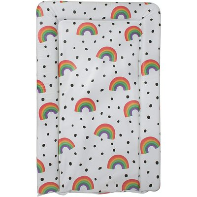 My Babiie Changing Mat - Rainbows