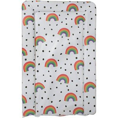 My Babiie Changing Mat - Rainbows