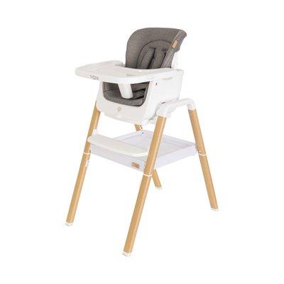 Tutti Bambini Nova Evolutionary Highchair - White/Oak