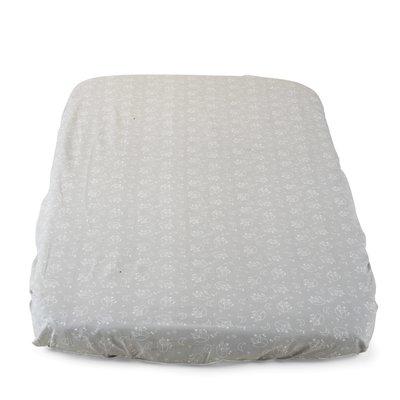 Chicco Next2Me Crib 2 Pack Sheets - Grey Fox