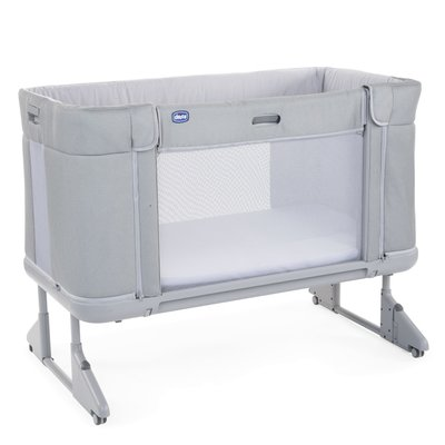 Chicco Next2Me Forever Co-Sleeper - Cool Grey