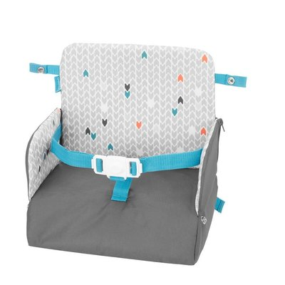Babymoov Travel Booster Seat - Grey
