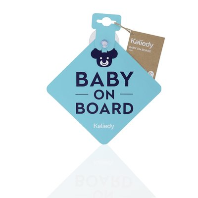 Kaliedy Baby on Board Sign