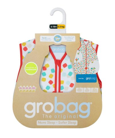 GROBAG PARTY ANIMALS 18-36 MTHS  2.5 TOG
