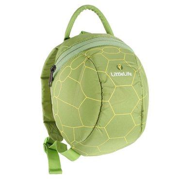 LittleLife Turtle Toddler Backpack with Rein