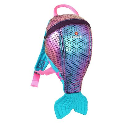 Littlelife Mermaid Toddler Backpack with Rein