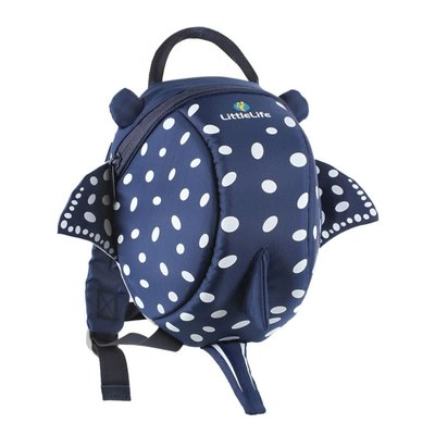 LittleLife Toddler Backpack - Stingray