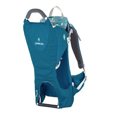 LittleLife Ranger S2 Child Carrier - Blue