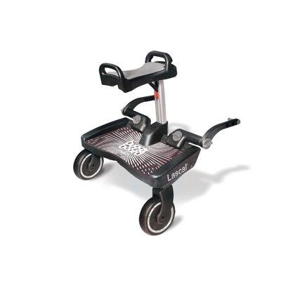 Lascal Maxi Plus - Black Board Grey Seat