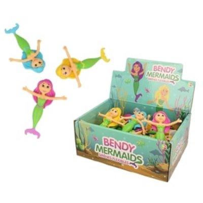 Bendy Mermaids