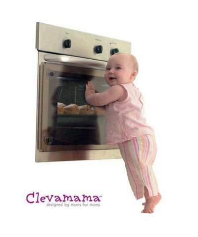 Clevamama - Transparent Oven Door Guard
