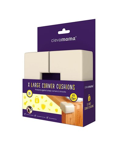 Clevamama - Corner Cushions XL