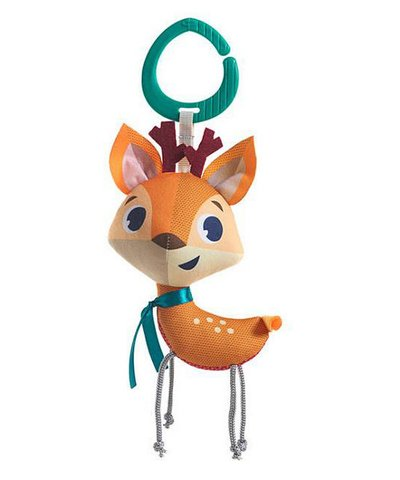 Tiny Love Rattle Teether - Florence Deer