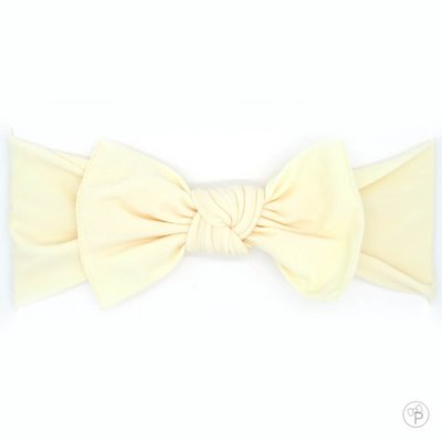 Little Bow Pip Bow Cream Small