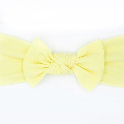 Little Bow Pip Bow Lemon Sorbet Medium