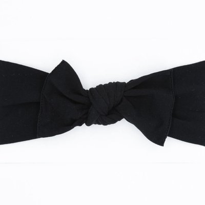 Little Bow Pip's Pippa Bow Black - Medium