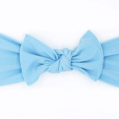 Little Bow Pip Bow Powder Blue Medium